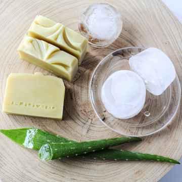 Almara Soap Mýdlo Aloe Vera 90 g ± 5 g