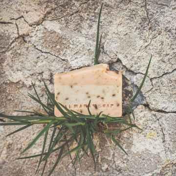 Almara Soap Mýdlo Mořská řasa 90 ± 5 g