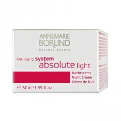 Annemarie Börlind Noční krém na zralou pleť Light 50 ml