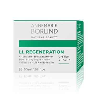 Annemarie Börlind Noční krém, LL Regeneration 50 ml