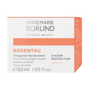 Annemarie Börlind ROSE DEW Výživný noční krém 50 ml