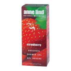 Annemarie Borlind Sprchový gel jahoda 150 ml