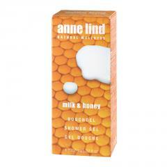Annemarie Borlind Sprchový gel mléko & med 150 ml