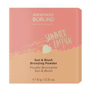 Annemarie Börlind Sun & Blush pudr 9 g