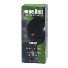 Annemarie Borlind Tělové mléko Cassis 150 ml