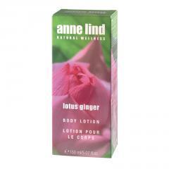 Annemarie Borlind Tělové mléko lotosový květ 150 ml