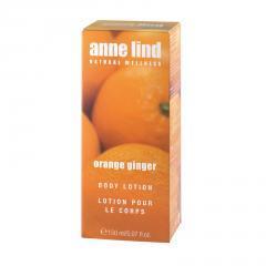 Annemarie Borlind Tělové mléko pomeranč & zázvor 150 ml