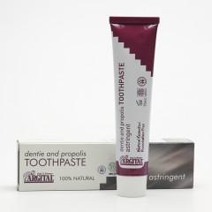 Argital Bělící zubní pasta s propolisem a dentie 75 ml