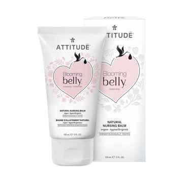 Attitude Krém na bradavky s arganem, Blooming Belly 150 ml