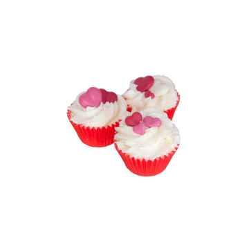 Autour Du Bain Mini cupcake brusinka 1 ks