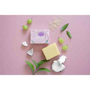 Balade en Provence BIO Jemné tuhé mýdlo pro maminky a děti bez parfemace 80 g