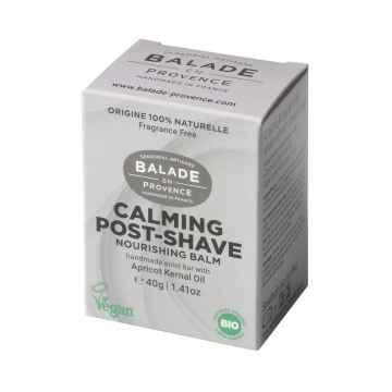 Balade en Provence BIO Tuhý hydratační balzám po holení pro muže 40 g