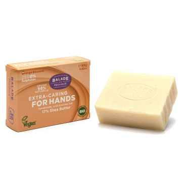 Balade en Provence BIO Vyživující tuhé mýdlo na ruce pomerančový květ 80 g