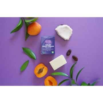 Balade en Provence BIO Zvláčňující tuhý hydratační noční krém 40 g