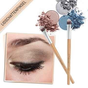 Barbara Hofmann Bamboo štětec na oční stíny 1 ks, 16 cm