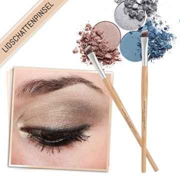 Barbara Hofmann Zkosený štětec na oční stíny 1 ks, 14 cm