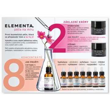 Bioearth Elementa Základní hydratační krém 50 ml