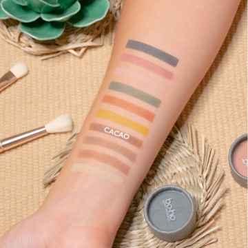 Boho Green Make-Up Oční stíny Cacao 105 2,5 g