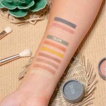 Boho Green Make-Up Oční stíny Olive 110 2,5 g