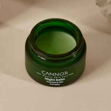 CANNOR CBD & Stoechiol noční balzám 25 ml