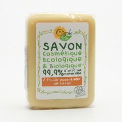 Cigale BIO Mýdlo s citronovým olejem 100 g