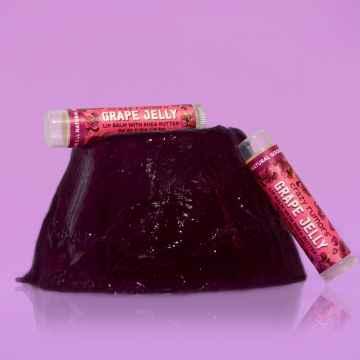 Crazy Rumors Balzám na rty Grape Jelly 4,4 ml