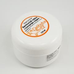 Delibutus Bambucké máslo s konopným olejem 150 ml