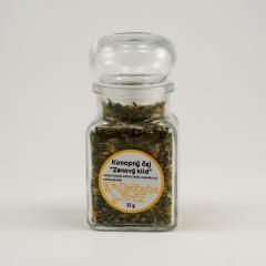 Delibutus Konopný čaj Zenový klid 35 g