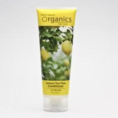 Desert Essence Kondicionér pro mastné vlasy lemon tea tree 237 ml