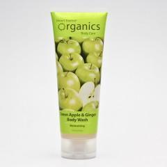 Desert Essence Sprchový gel zelené jablko a zázvor 237 ml