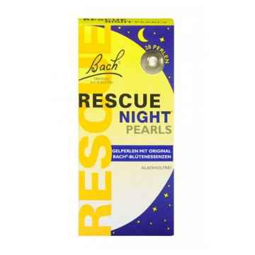 Dr. Bach Gelové perly pro klidný spánek, Rescue Night 1,7 g, 28 ks