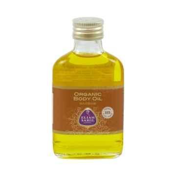 Eliah Sahil Ájurvédský tělový a vlasový olej Baobab, Bio 100 ml