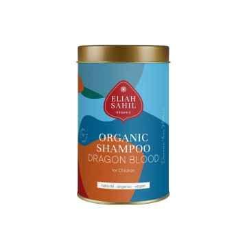 Eliah Sahil Organic Práškový šampon pro děti dragon blood 100 g