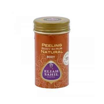 Eliah Sahil Organic Tělový peeling růže a argan 256 g