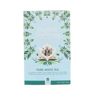 English Tea Shop Bílý čaj, bio 40 g, 20 ks