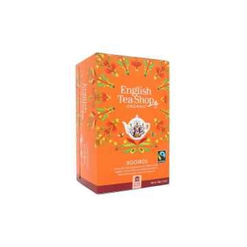 English Tea Shop Rooibos, bio 40 g, 20 ks