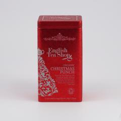English Tea Shop Vánoční punč, plechová kazeta 15 ks, 30 g