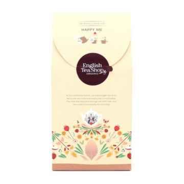 English Tea Shop Wellnes BIO čaj pro pocit štěstí 30 g, 15 ks