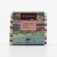 Faran Mýdlo s velbloudím mlékem Desert Mix 100 g