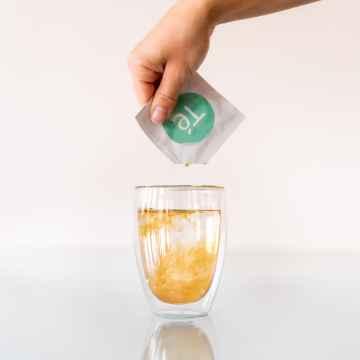 Fluidum Té Little Flower, tekutá čajová směs, bio 10 x 10 ml