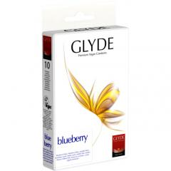 Glyde Kondomy Blueberry 10 ks