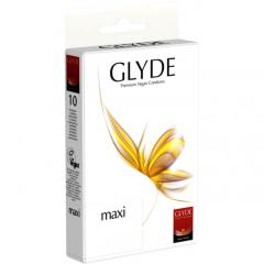 Glyde Kondomy Maxi 10 ks