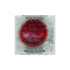 Glyde Kondomy Maxi Red 10 ks