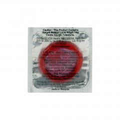 Glyde Kondomy Slimfit Red 10 ks