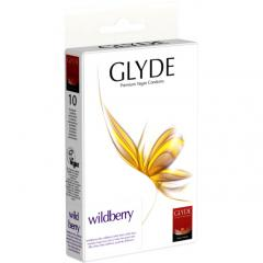 Glyde Kondomy Wildberry 10 ks