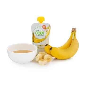 Good Gout BIO Banán 120 g
