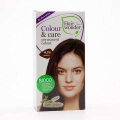Hairwonder Dlouhotrvající barva kaštanová 4.56 100 ml