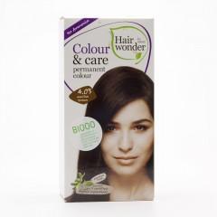 Hairwonder Dlouhotrvající barva mocca hnědá 4.03 100 ml