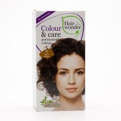 Hairwonder Dlouhotrvající barva světle hnědá 5 100 ml
