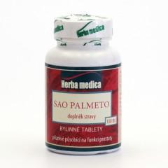 Herba Medica Sao Palmeto 100 tablet, 50 g